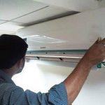 تعمیر و رفع مشکلات احتمالی کولر گازی یا اسپیلت در منزل
