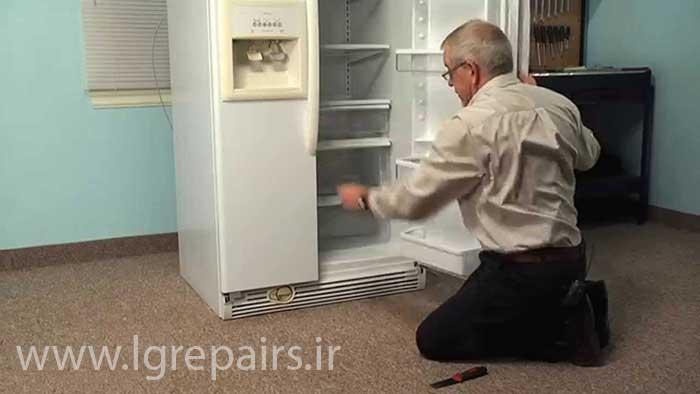 تعمیر یا تعویض یخچال فریزر