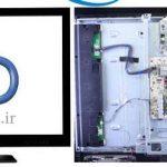 آموزش تعمیرات تلویزیون LED ال جی